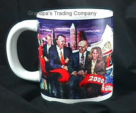 Walgreen Drugstore 2000th Store Opening Coffee Mug 11 4 94
